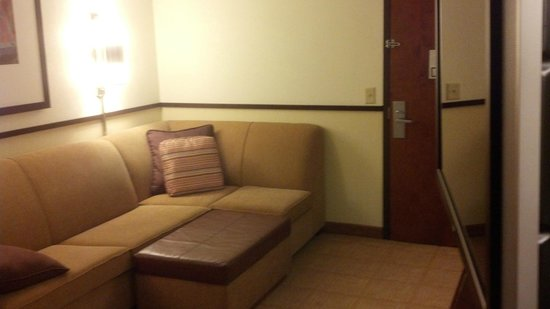 Hyatt Place Columbia: Couch lounge area