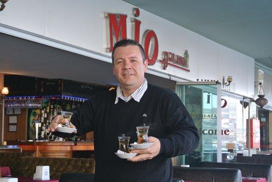Mio Galata : Nice and friendly guy.