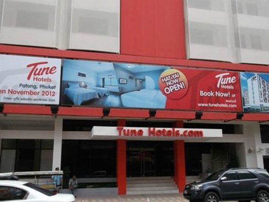 Red Planet Hat Yai: Spacious and comfortable