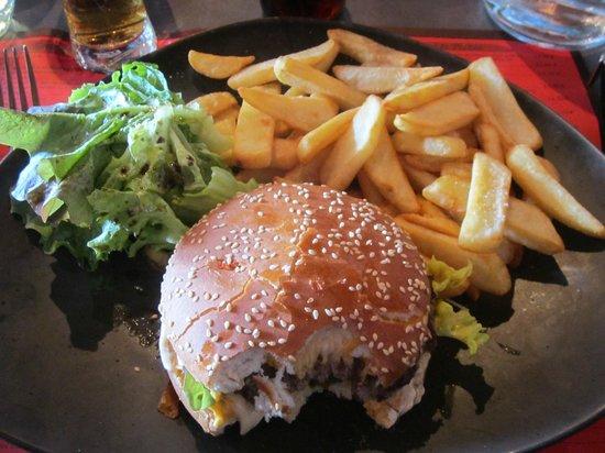 Le Rendez-vous: best burgers in town!
