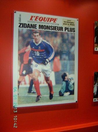 Stade de France : Le héros de 1998