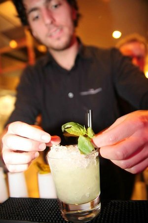 Thai From Sky: Zesty cocktails!