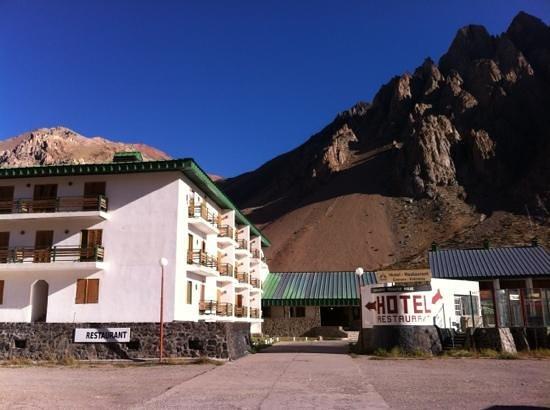 Ayelen Hotel de Montana: hôtel Ayelen Penitentes