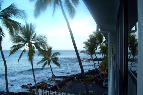 Kona Magic Sands: Park to the North