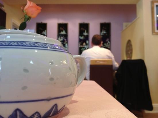 Link Measham Cantonese: Green tea
