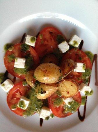 Trelaske Hotel & Restaurant: More fantastic food!