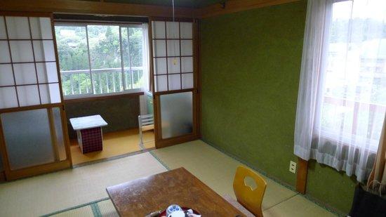 Ryokan Suehiro: お部屋
