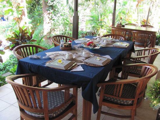 Dasa Wana Resort: restaurant