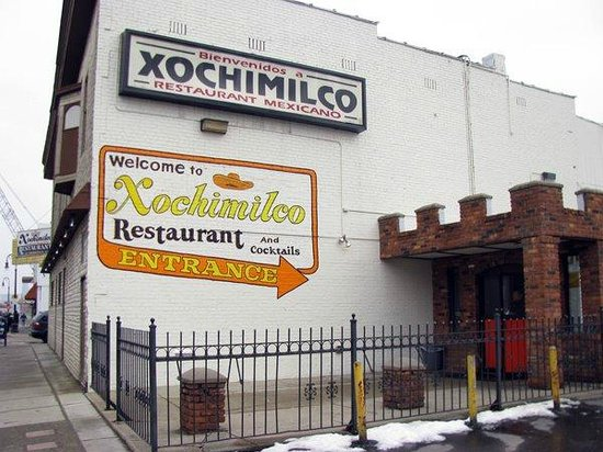 Xochimilco Mexican Restaurant In Detroit Mi