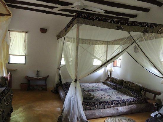 Shamba Kilole Eco Lodge: Room