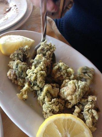 Restaurant Zenit: orziadas
