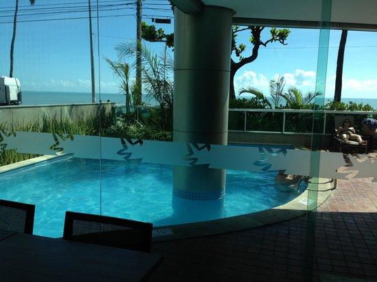 Verdegreen Hotel: Piscina