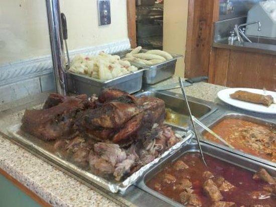 Puerto Rico Bakery: Meats