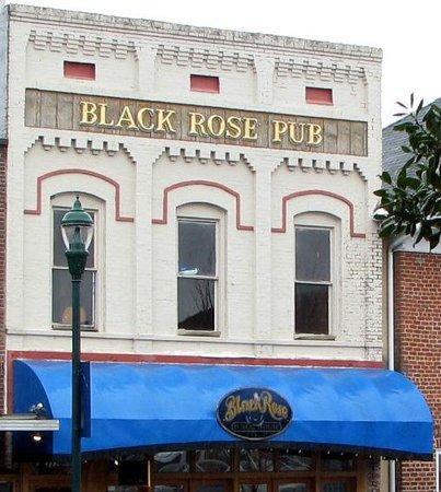 Black Rose Pub - Hendersonville, NC