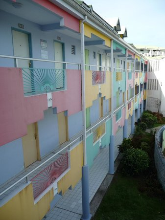 Canella Beach Hotel-Restaurant: Façade