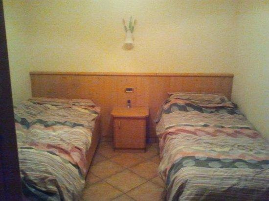 Chalet La Gualt: Bedroom