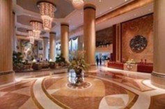 Shangri-La Hotel, Singapore: Lobby