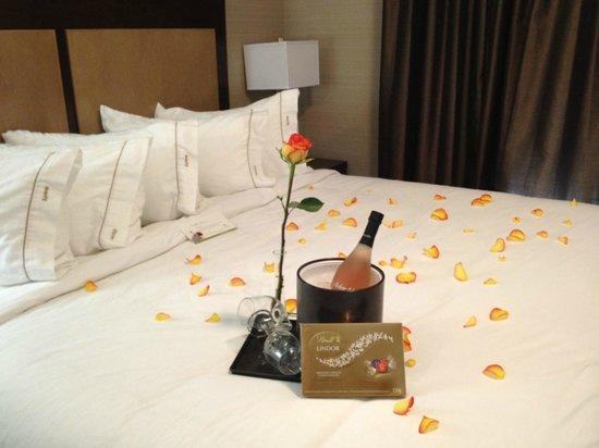 Canalta Hotel Esterhazy: Romance Package