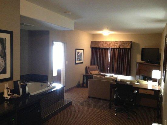 Canalta Hotel Esterhazy: Jacuzzi Suite