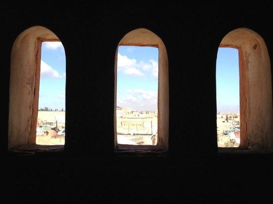 Dar el Qadi : in the tower