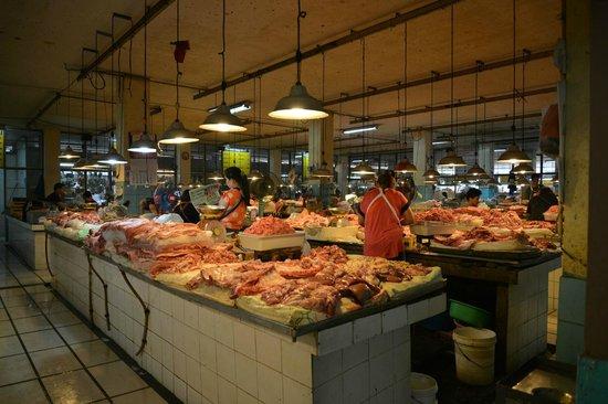 Thanin Market : Meat