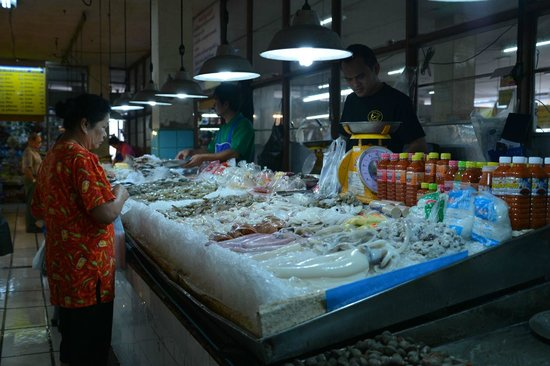 Thanin Market : Seafood