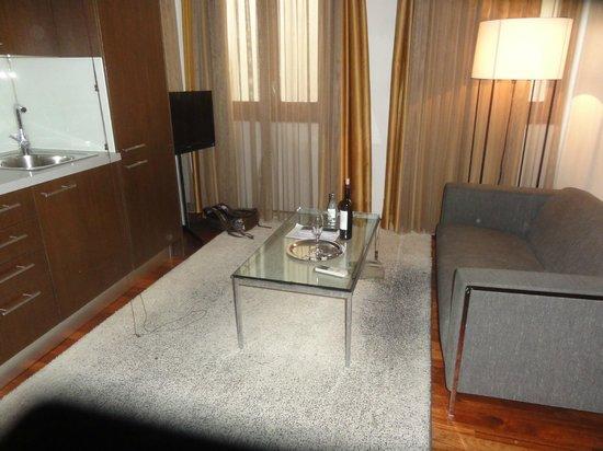 Mercer House Boria BCN: Salon