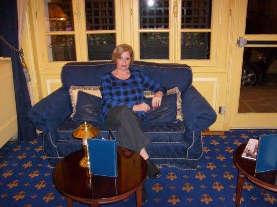 Hotel Queen Mary: LISTOS PARA SALIR