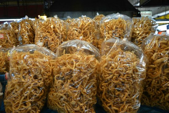 Thanin Market : Pork rinds... As awesome as bacon and portable