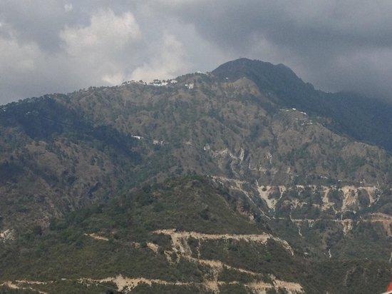 The White Hotels: The trikuta mountain view