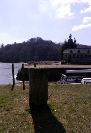 Cotehele: View from the Quay