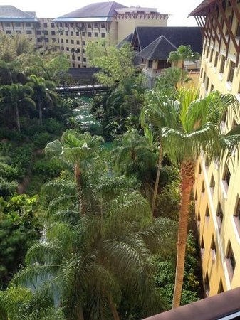 Loews Royal Pacific Resort at Universal Orlando : room view
