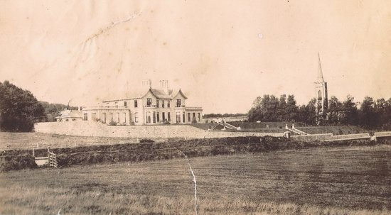Haven Hotel Dunmore East: The Haven 1864
