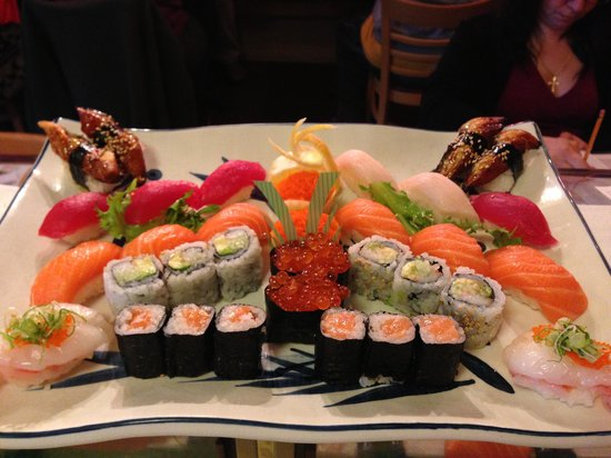 Osaka Japanese Restaurant: Sushi