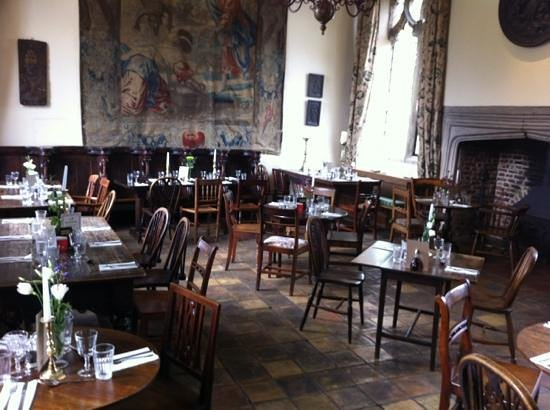 Bungay, UK: The Great Hall, simply stunning