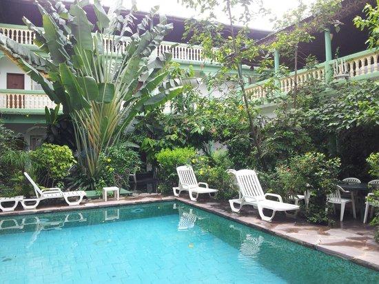 Villa Monama: Swiming pool
