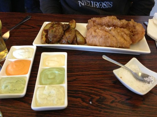 Ling or was it tusk picture of icelandic fish chips for Icelandic fish and chips