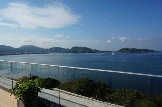 Kalima Resort & Spa: レストランからの眺め