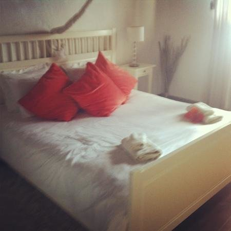 Finca de Arrieta: Fisherman's bed