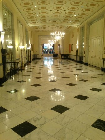 The Mayflower Hotel, Autograph Collection: Hallway