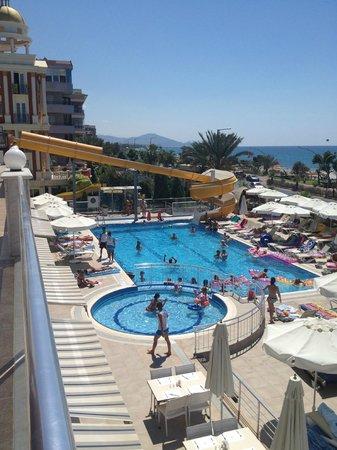 White Gold Hotel & Spa: En jäkligt kul rutchibana