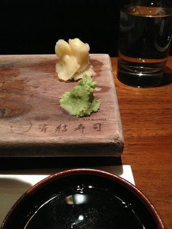 Blue Ribbon Sushi: Sushi Served Like ...