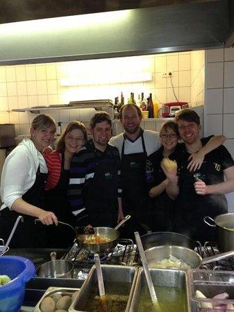 Hotel Weinberg-Schlosschen: Kochkurs