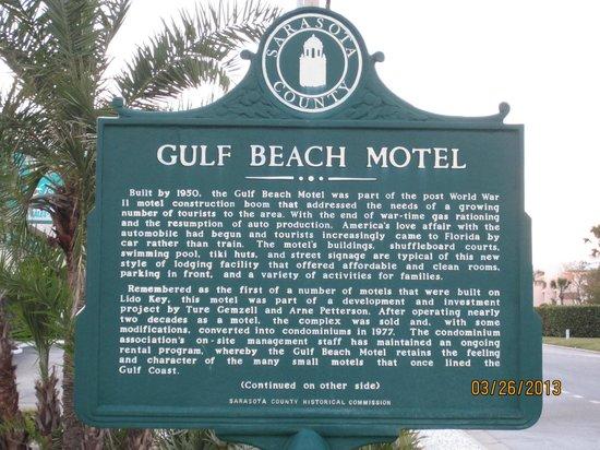 Gulf Beach Resort Motel: GBRM3
