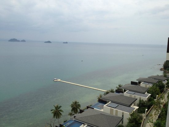 Conrad Koh Samui Resort & Spa: side view from room