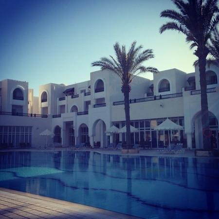 Hotel Al Jazira Beach & Spa: la piscine principale