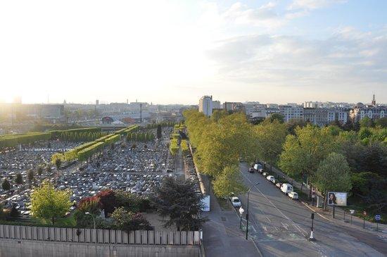 Adagio Access Paris Porte de Charenton : Mis vistas delsde la 6ª planta