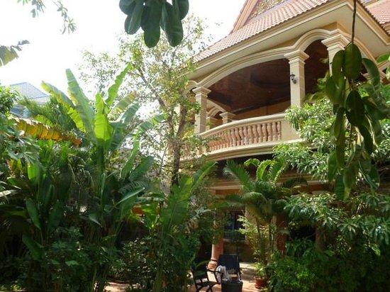 Le Tigre de Papier Residence: Facade hotel