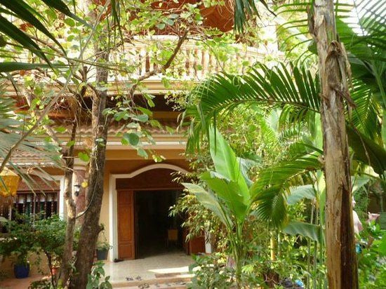 Le Tigre de Papier Residence: Entrée hotel
