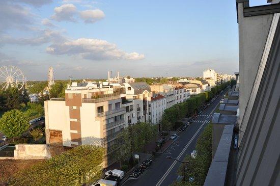 Adagio Access Paris Porte de Charenton: Mis vistas delsde la 6ª planta